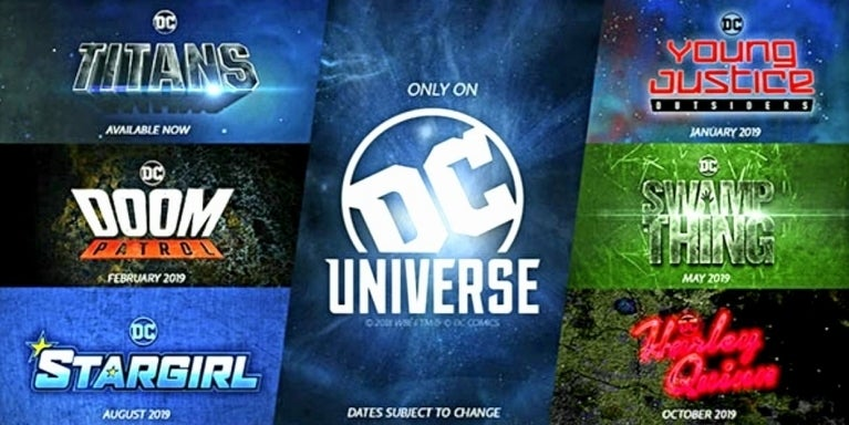 DC Universe titles