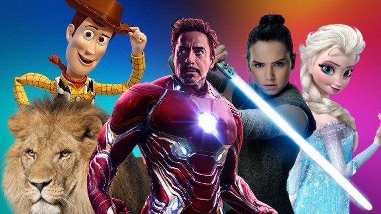 Disney 2019 movies ComicBookcom