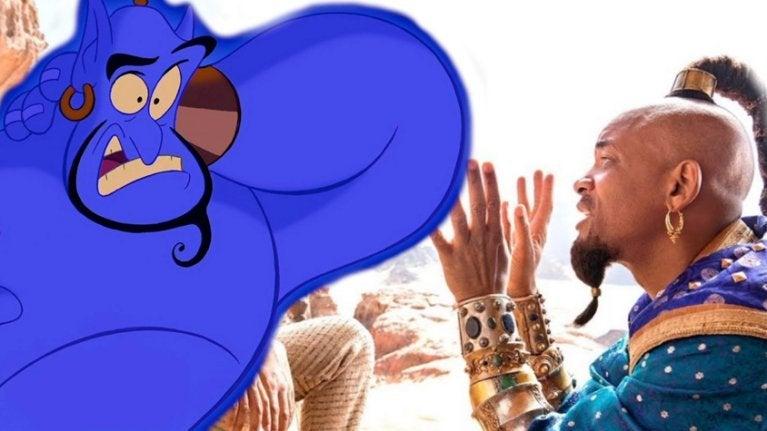 Disney Aladdin Williams Smith comicbookcom