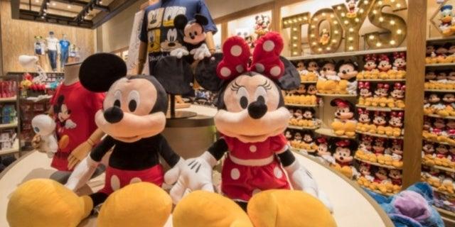 Disneyland WOD