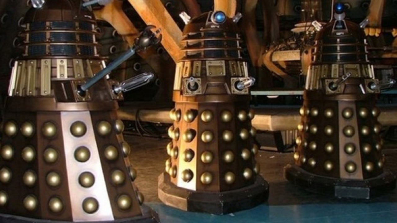 doctor who new years day teaser confirms return of the daleks