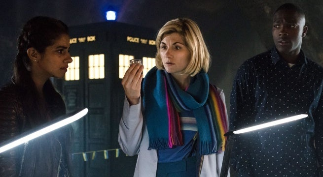 doctor who new years special 2019