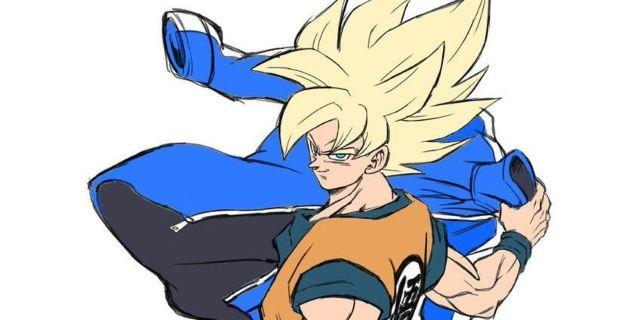 Dragon-Ball-Goku-Art-Yuya-Takahashi
