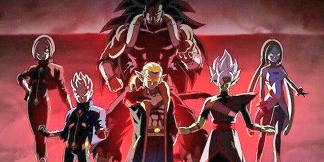 Dragon Ball Heroes Siniseter Six Zamasu Returns