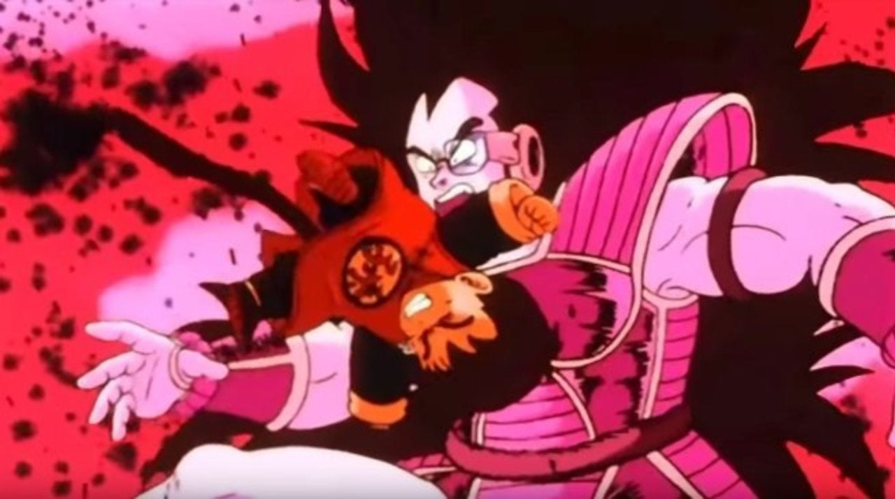 New Viral Dragon Ball Video Makes Raditz The Best Uncle