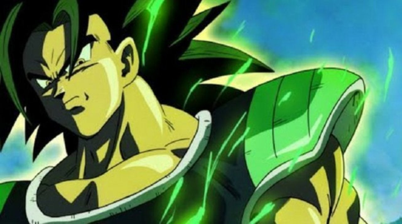 dragon ball super broly novel measures broly s insane power level