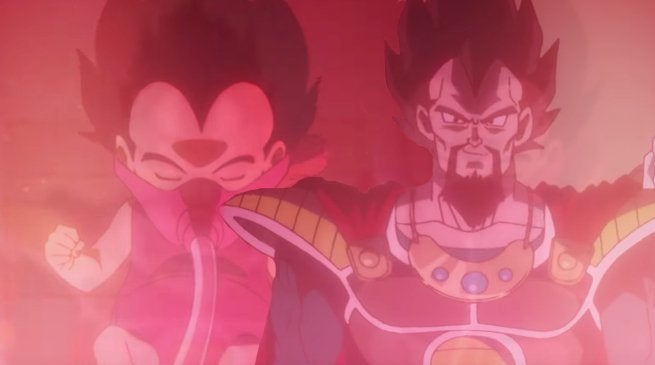 Dragon Ball Super Broly Vegeta III IV Royal Line