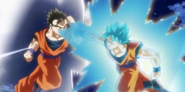 Dragon Ball Super Episode 90 - Goku vs Gohan Fight