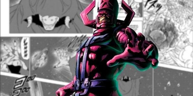 Dragon Ball Super Moro Galactus