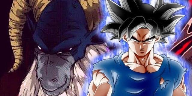 Dragon Ball Super Planet Eater Moro vs Ultra Instinct