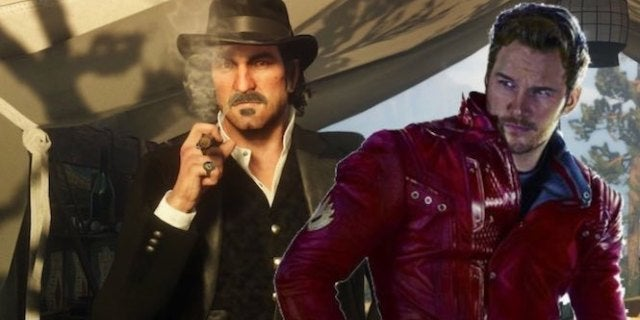 Chris Pratt Gives Props To Dutch's Voice Actor For 'Red Dead Redemption 2'