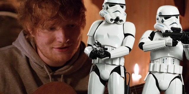ed sheeran star wars