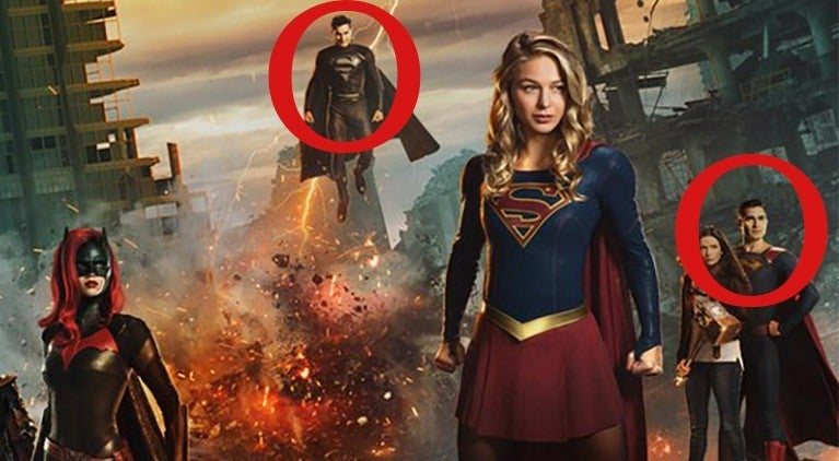 elseworlds arrowverse two superman