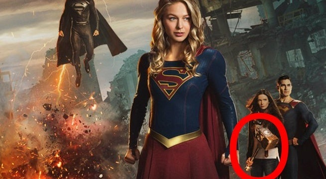 elseworlds crossover poster lois lane hammer