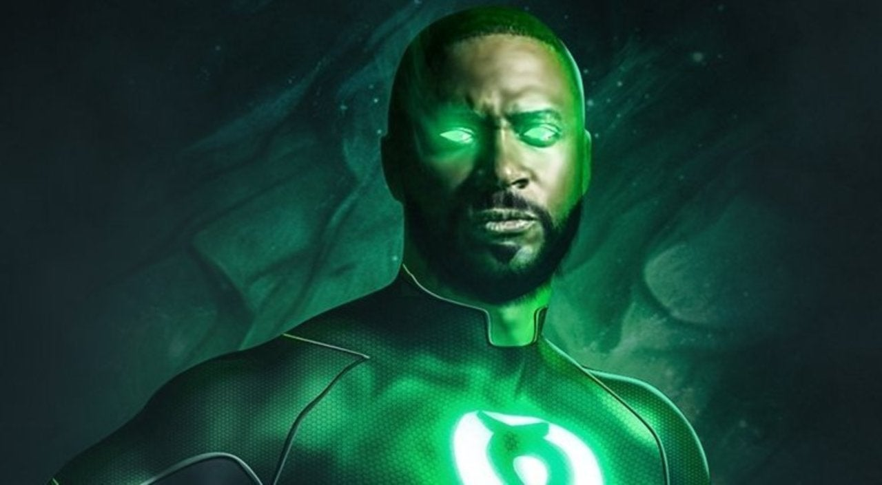 Arrow's David Ramsey Hints Green Lantern Will Be Addressed in Final Season