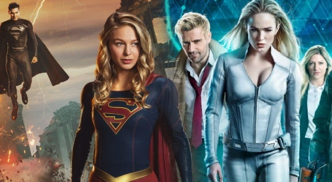 elseworlds legends of tomorrow cameo