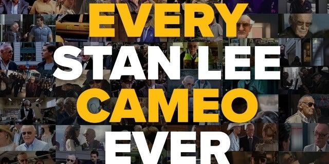 Every Stan Lee Cameo Ever screen capture