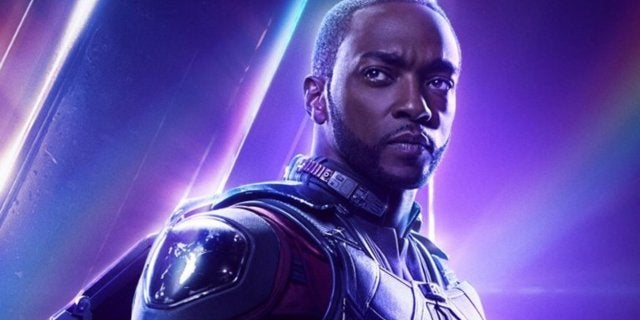 Marvel's Avengers Seemingly Confirms Falcon Won't Be In The Game