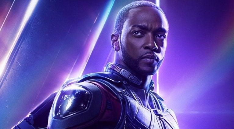 Falcon Avengers Infinity War Design