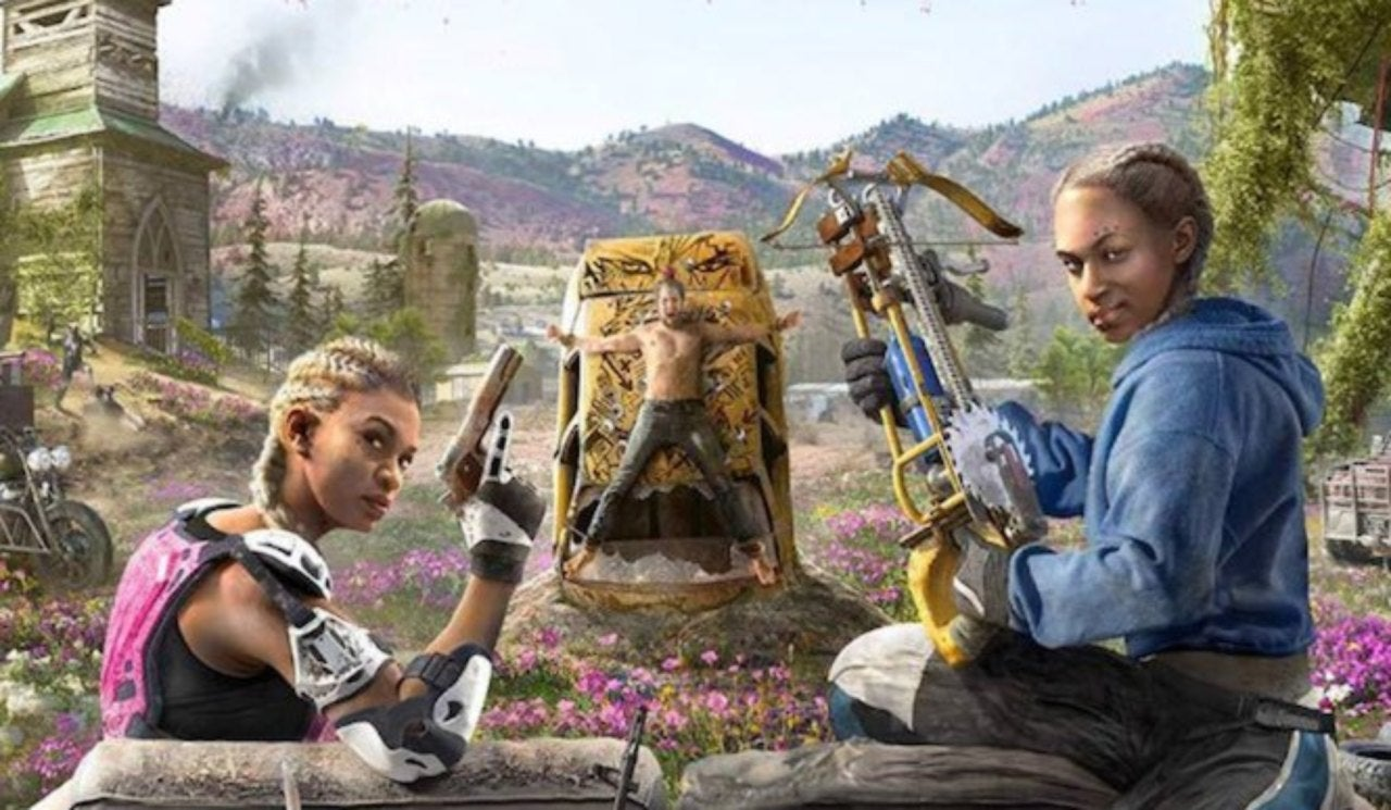 Far Cry New Dawn Unveiled With Debut Trailer Release Date Revealed