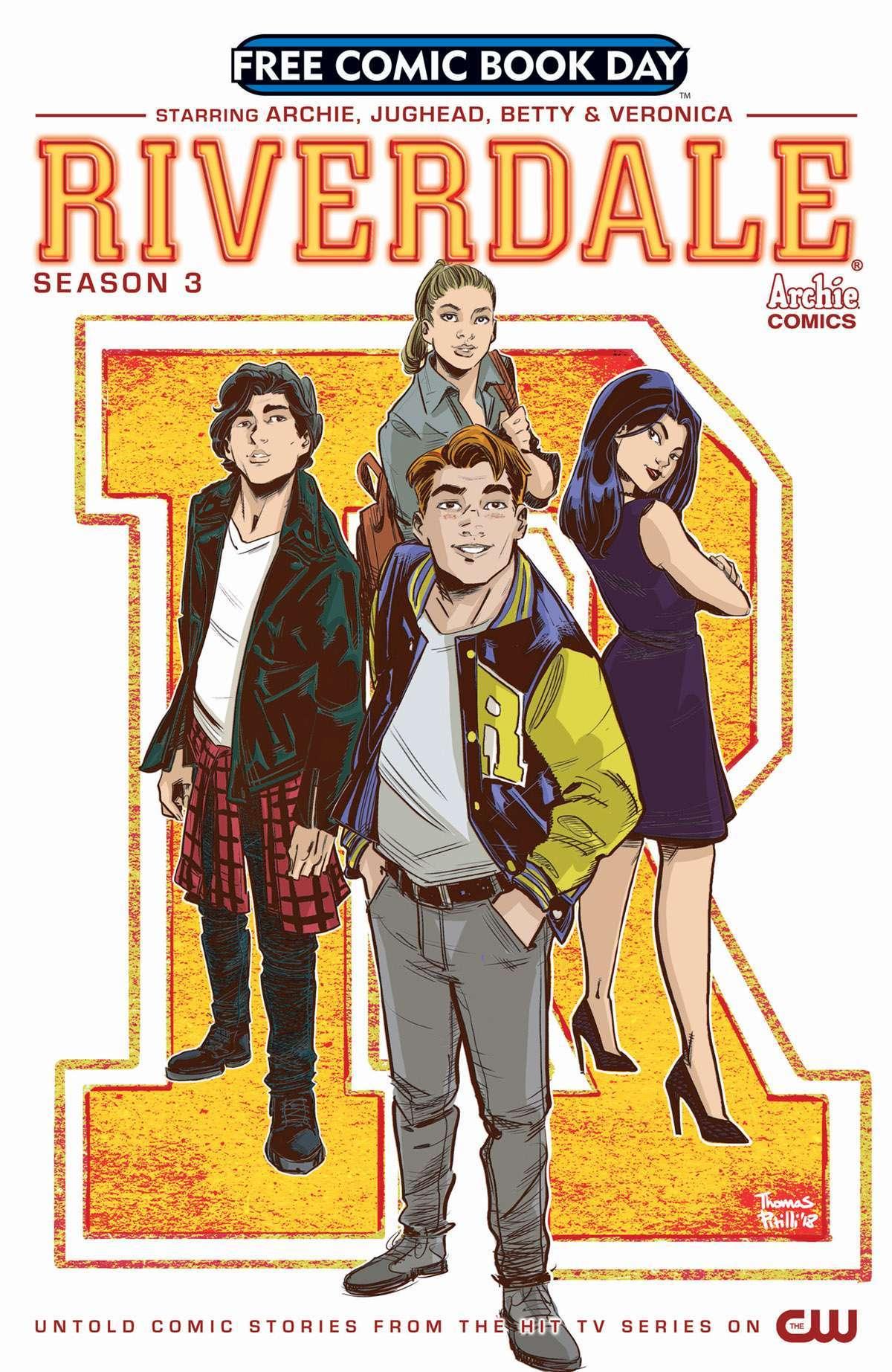 FCBD19_G_Archie Comics_Riverdale S 3 Special