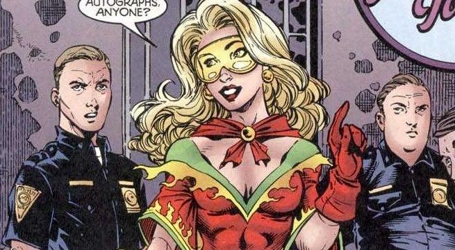 flamebird dc comics batwoman