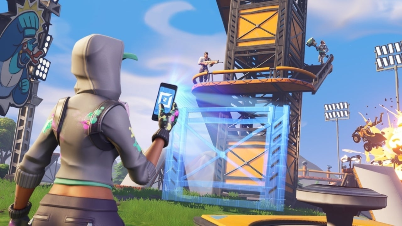 fortnite pro offers cash prize for completing an obstacle course challenge - cash prize fortnite