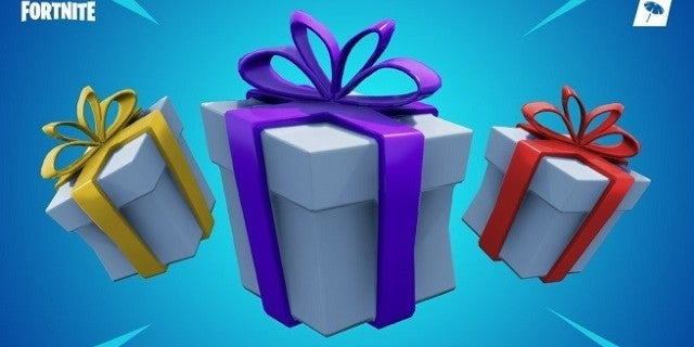 Fortnite Gifting