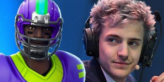 Fortnite Ninja Pro Athletes