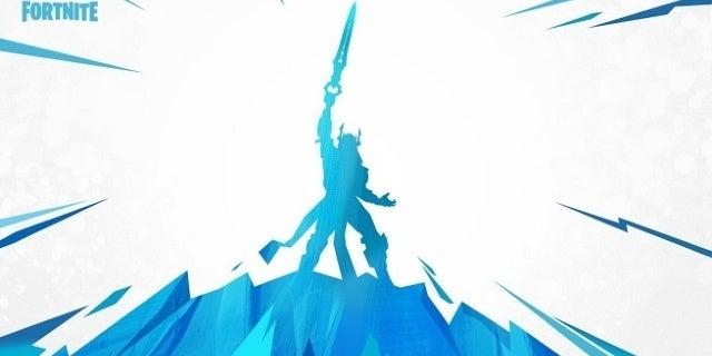 Fortnite Sword