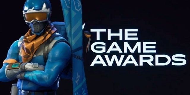 Fortnite The Game Awards