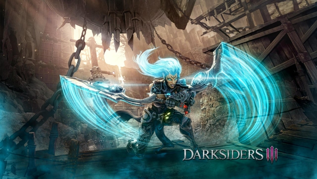 Darksiders III' Update Adds Classic Mode