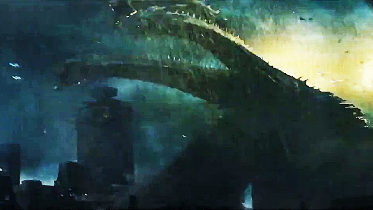 'Godzilla: King of the Monsters' Teaser Reveals New Footage of Ghidorah