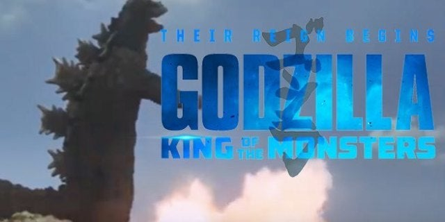 New 'Godzilla: King of the Monsters' Trailer Gets Epic Toho Remix
