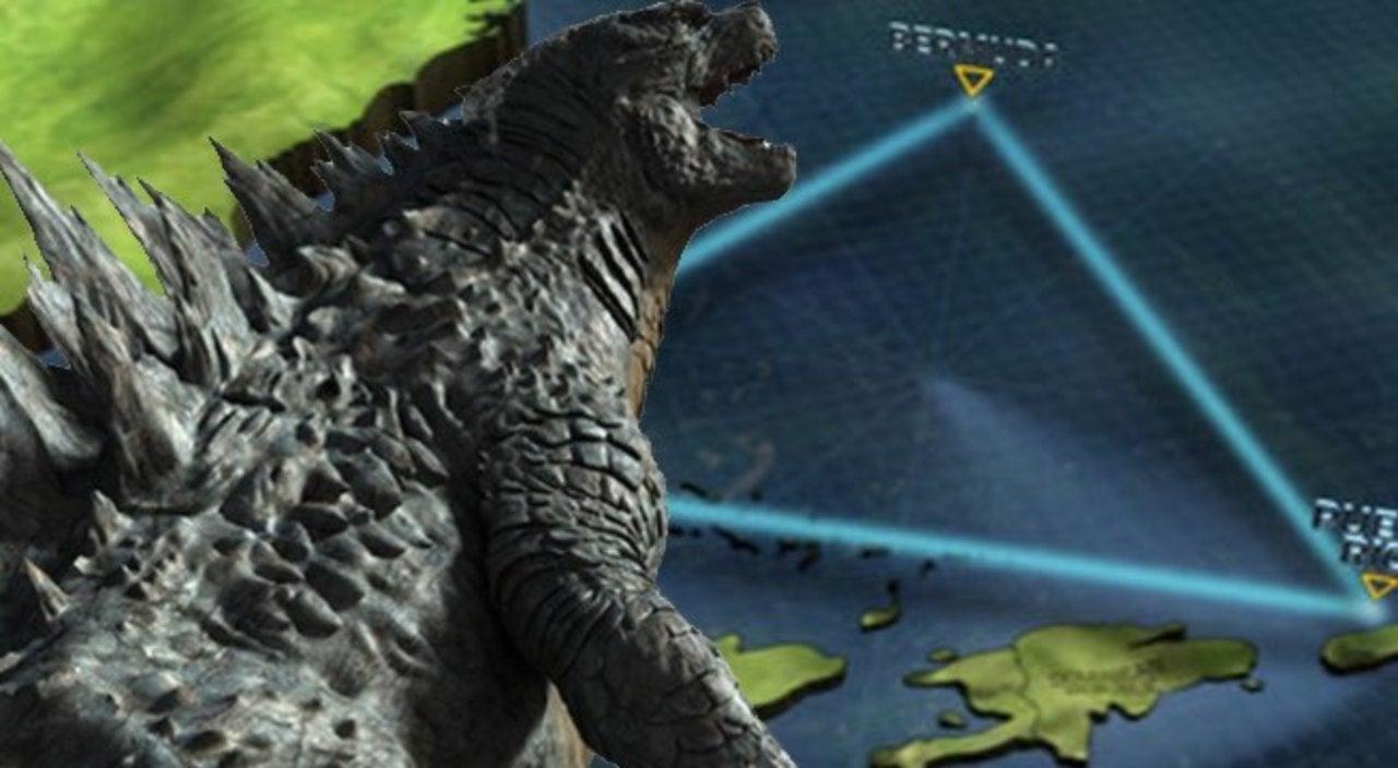 'Godzilla': MonsterVerse May Be Teasing Bermuda Triangle Tie-In
