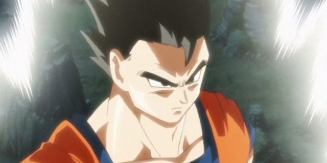 Gohan New Transformation Latent Powers