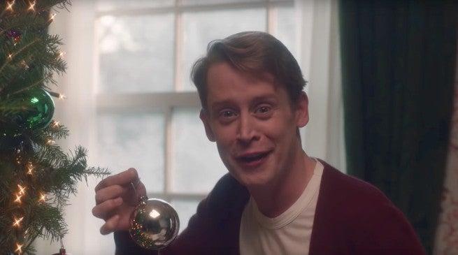 Google Home Alone Again Ad Macaulay Culkin