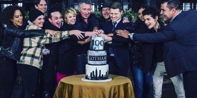 gotham 100