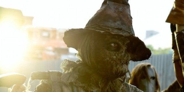 gotham scarecrow