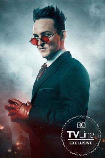 gotham season 5 penguin