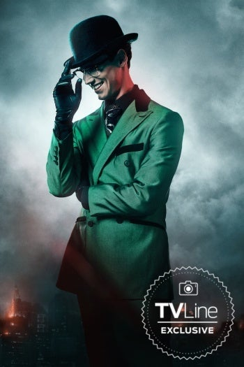 gotham season 5 riddler