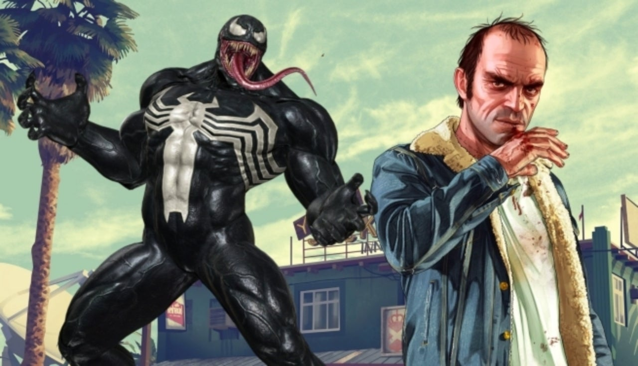 GTA V' Mod Brings Venom to Los Santos