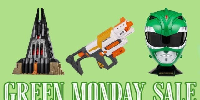 Here Are the Best Green Monday Deals on Toys