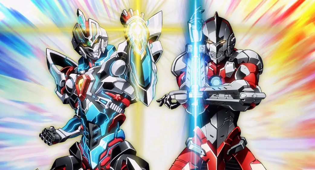 Gridman-Ultraman-Crossover-Anime
