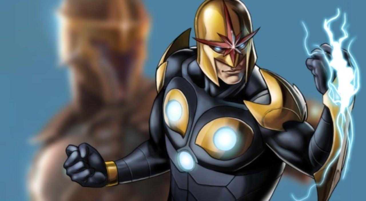 'Guardians of the Galaxy' Channels Nova in Unused Nova ...