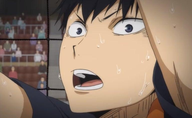 haikyu anime