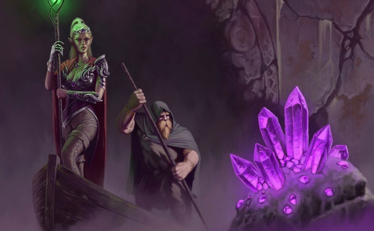 New 'Dungeons & Dragons' Supplement Adds More Magic Items to Find in Undermountain