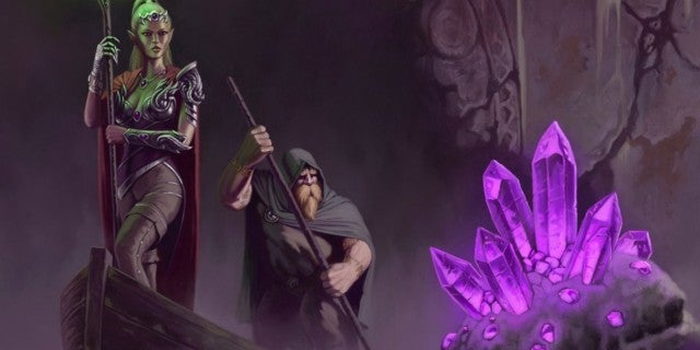 New 'Dungeons Dragons' Supplement Adds More Magic Items to Find in Undermountain
