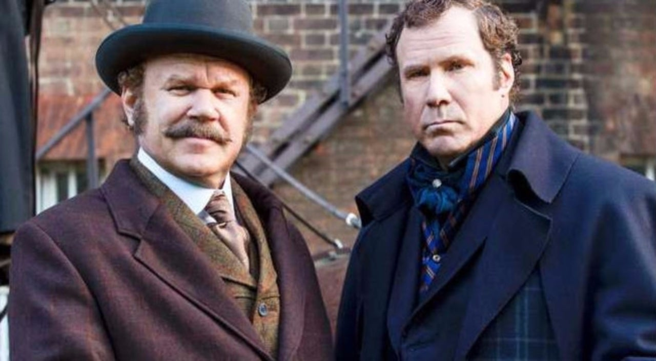 Holmes & Watson' Launches With Rare 0% On Rotten Tomatoes