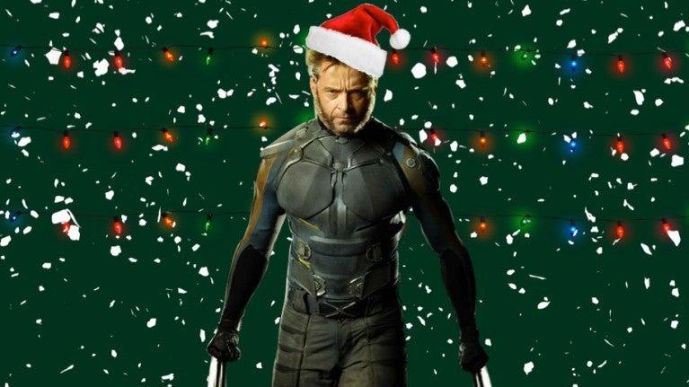 Hugh Jackman Wolverine Christmas